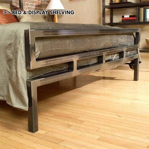 steel bed 25 best ideas about steel bed frame on steel