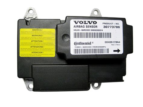 Volvo Airbag by Volvo V50 Airbagsteuerger 228 T Reparatur