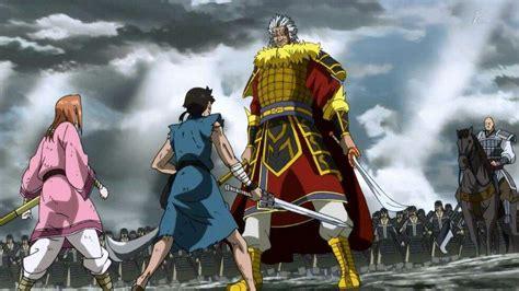 kingdom anime kingdom anime amino