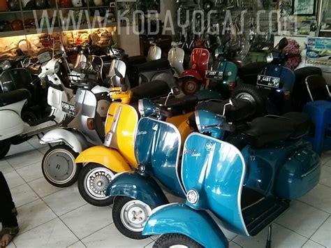 Modifikasi Vespa Di Bandung by 50 Bengkel Modifikasi Yamaha Nmax Di Bandung Modifikasi