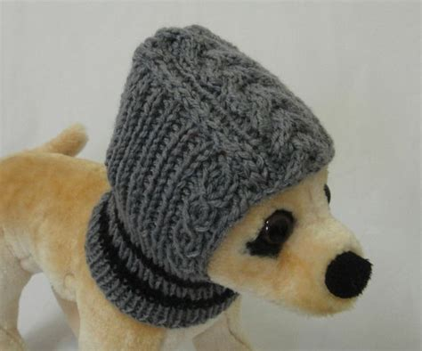 knitted hats for dogs pet clothes colorful knit hat for small dogs