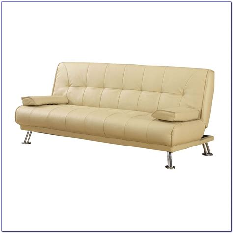faux leather loveseat sleeper white faux leather sleeper sofa sofas home decorating ideas akw0nlzog4