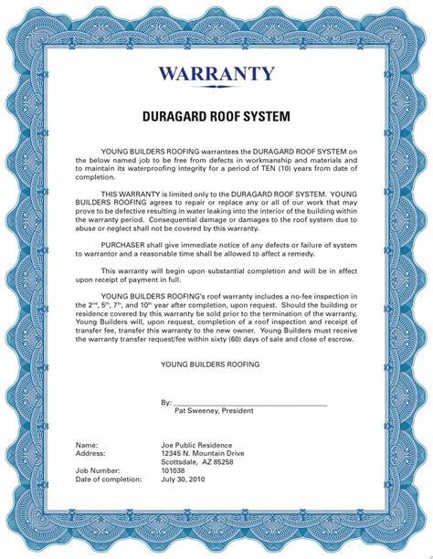 blank award templates warranty certificate templates blank certificates