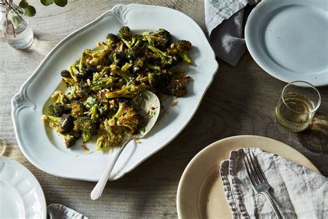 barefoot contessa roasted broccoli ina garten s parmesan roasted broccoli recipe on food52