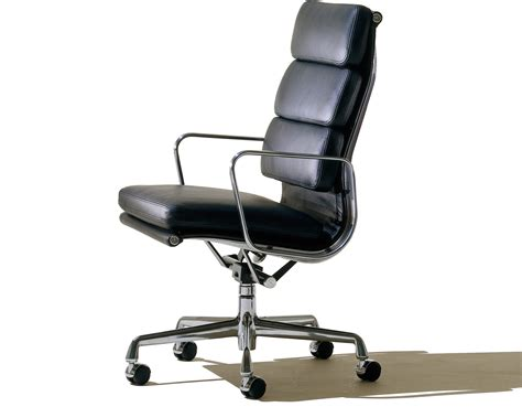 Eames Aluminum Executive Chair by Eames 174 Soft Pad Executive Chair Hivemodern