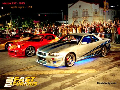 2 Fast 2 Furious Car Wallpaper by 2 Fast 2 Furious Wallpapers