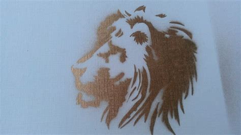 spray paint with stencils how to make spray paint stencils by