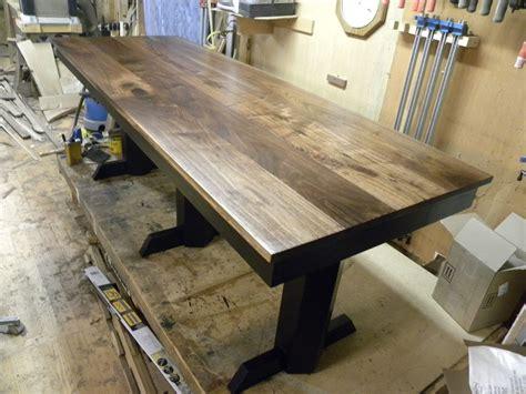 black walnut table top made black walnut table desk by design47 custommade