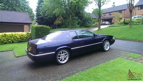 Cadillac V8 by The Only Cadillac Eldorado Northstar V8 32v Coupe On The