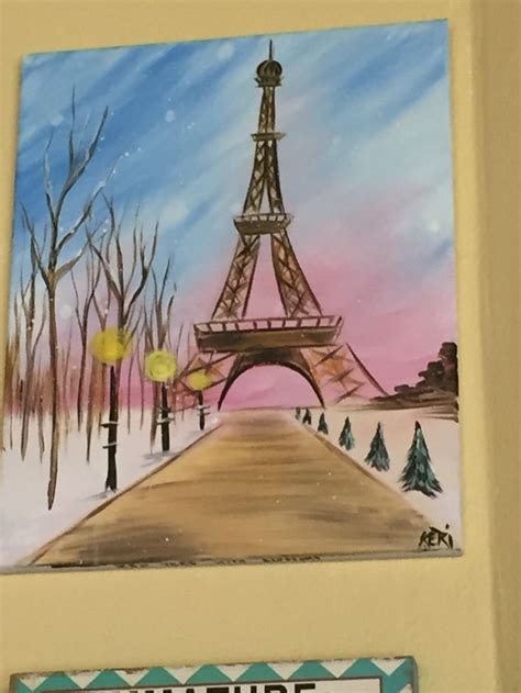 paint with a twist eiffel tower 1000 images about eiffel towers on acrylics