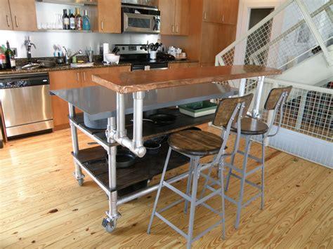 how to build a kitchen island bar 12 diy kitchen island designs ideas home and gardening ideas