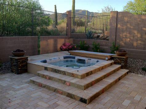 tub backyard ideas best tub backyard design ideas gallery decorating