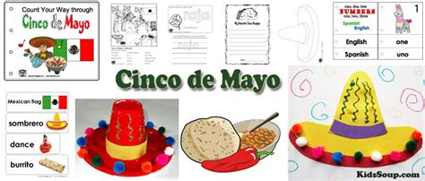 cinco de mayo crafts for holidays and celebrations kidssoup