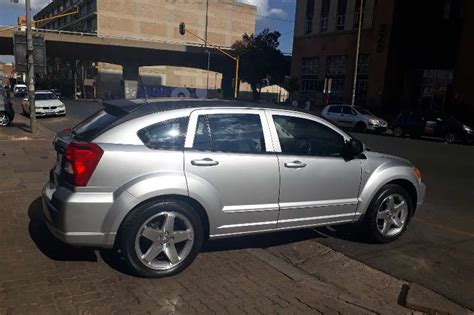 2008 dodge caliber small vehicle lots of space 2008 dodge caliber 2 0 sxt auto crossover suv petrol fwd automatic cars for sale in