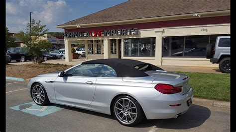 2012 Bmw 650i Convertible For Sale by 2012 Bmw 650i Convertible For Sale Formula One Imports