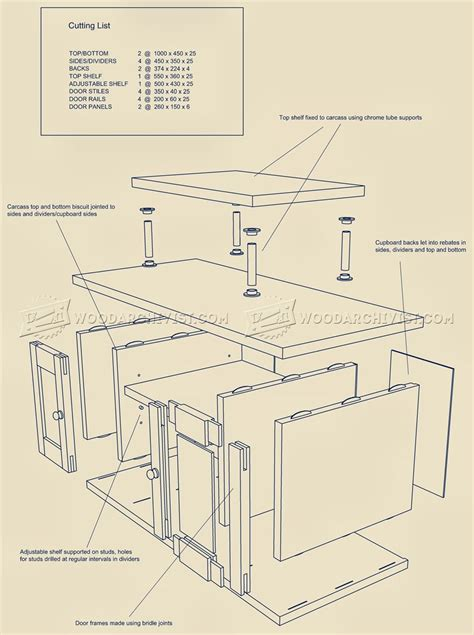 woodworking plans stand tv stand plans woodarchivist