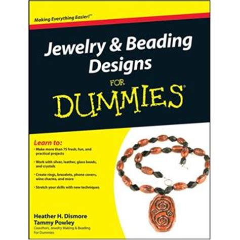 Jewelry And Beading Design For Dummies Hobbycraft