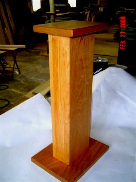 woodworking stand how to build timber speaker stands pdf woodworking