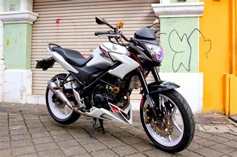 Modifikasi Cb150r by Kumpulan Modifikasi Motor Honda Cb150r Keren Terbaru
