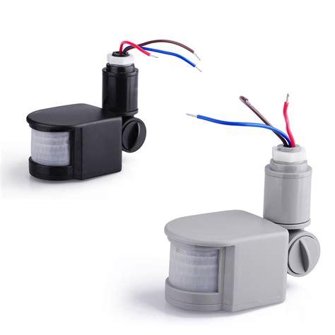 Light Sensor Outdoor New Outdoor Wall Light L Led Security Pir Infrared