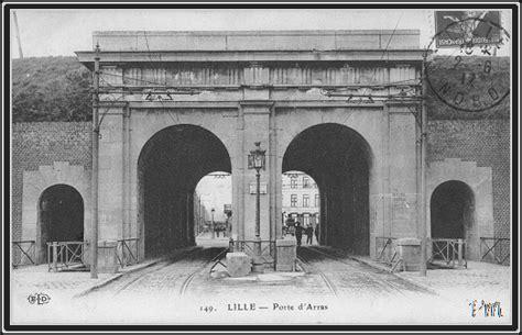 lille porte d arras rue d artois lille lille remparts