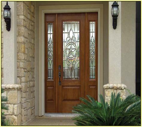 fiberglass front doors for homes fiberglass entry doors with sidelights home design ideas