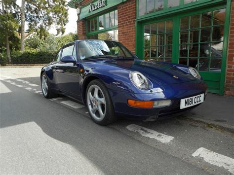 used 1994 porsche 911 993 carrera manual for sale in buckinghamshire pistonheads
