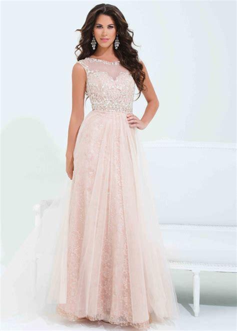 high neck beaded prom dress sheer high neck beaded keyhole back prom dress