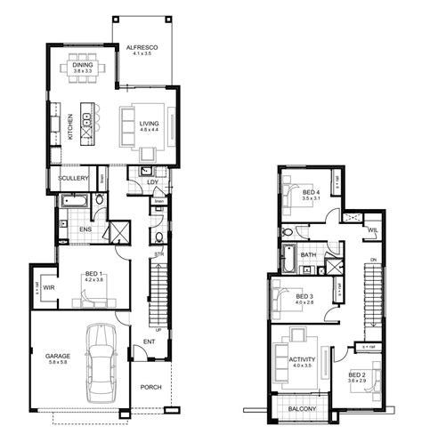 4 bedroom house designs australia storey 4 bedroom house designs perth apg homes