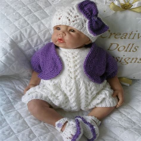 baby doll knitting patterns uk the 12 best images about creative dolls designs on