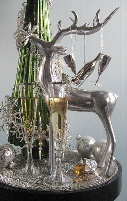 mercury glass reindeer 17 best images about magical mercury glass on