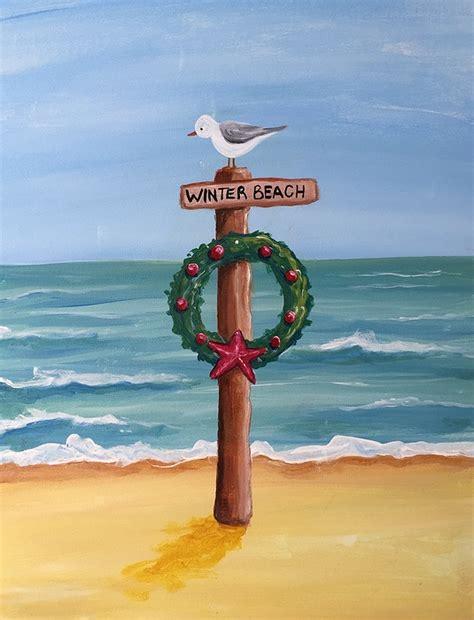 paint nite island calendar paint nite winter