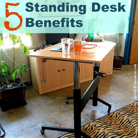 benefits of stand up desk stand up desk benefits