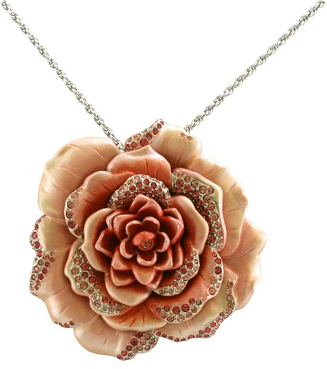 picture pendants jewelry rhs pendant large royal horticultural society