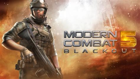 play modern combat 5 blackout on pc and mac with bluestacks android emulator