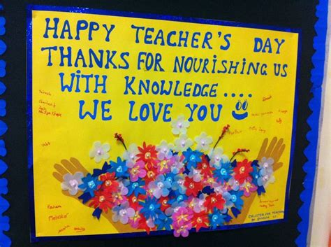 how to make teachers day card 12 best teachers day images on card for
