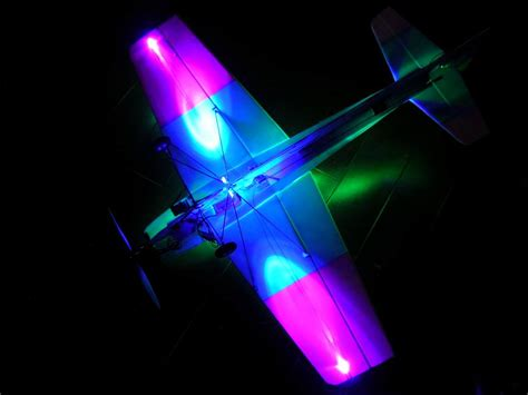 glow in the paint does it work anyone tried glow paint rc groups