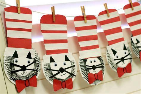 dr seuss crafts for mrs ricca s kindergarten dr seuss week