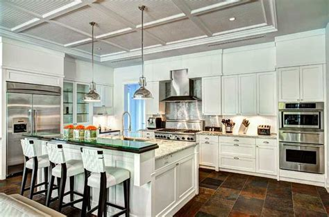 kitchen with breakfast bar designs 37 gorgeous kitchen islands with breakfast bars pictures