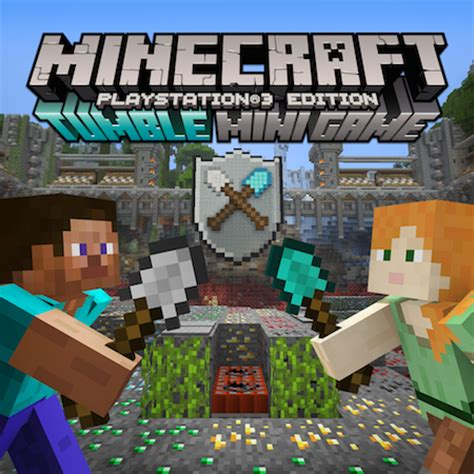 mine craft for minecraft ps3 playstation