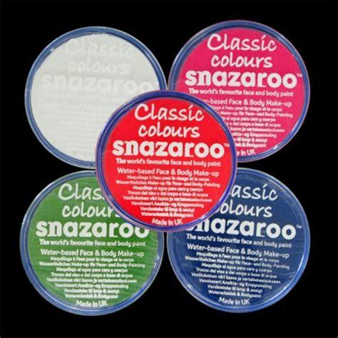 snazaroo paint snazaroo water based paints