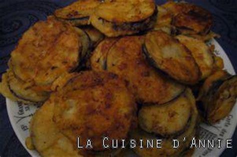recette beignets d aubergines la cuisine familiale un plat une recette