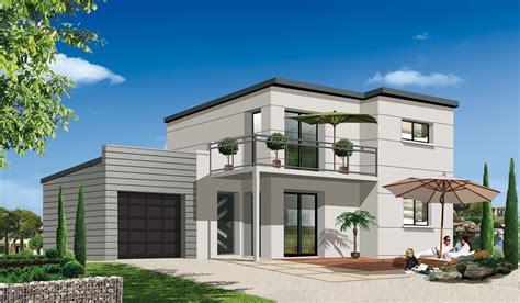 construire maison contemporaine aux normes construction maison b 226 timent basse