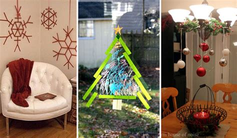 decorations that you can make at home 36 creative diy decorations you can make in