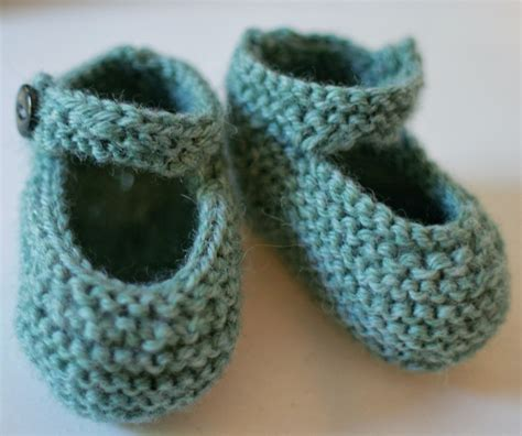 Diy Knit Baby Bootie Gift Domesticspace