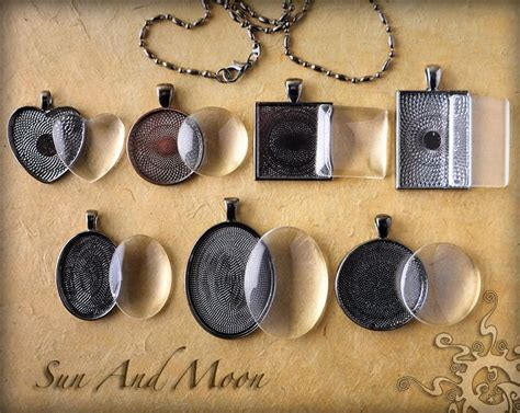 how to make bezel jewelry 7 custom jewelry settings diy craft package bezel