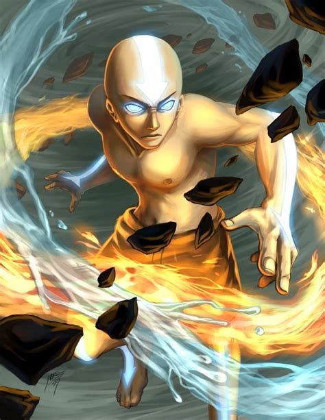 avatar the last airbender aang avatar the last airbender fan 27469479 fanpop