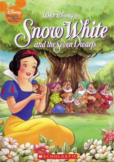 snow white picture book white comic books issue 1