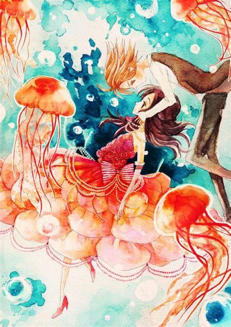 princess jellyfish princess jellyfish anime vocaloid