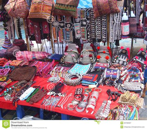 thailand crafts for hilltribe handicrafts thailand royalty free stock